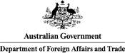 Department of Foreign Affairs and Trade logo